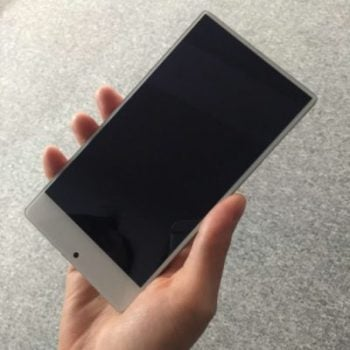 Tabletowo.pl Klon klonem pogania - UMIDIGI też szykuje swoją odpowiedź na Xiaomi Mi Mix Android Chińskie Smartfony