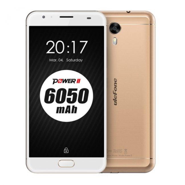 Tabletowo.pl Dobrze, że chociaż ktoś próbuje rywalizować na pojemność baterii w smartfonach. Ulefone pracuje nad ogniwem 13000 mAh Chińskie
