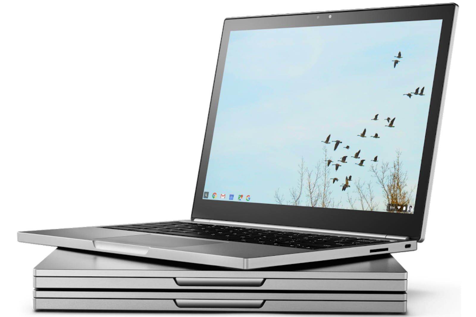 Tabletowo.pl Oprócz nowych Pixeli, w tym roku możemy zobaczyć jeszcze Chromebooka i mniejsze Google Home Google Plotki / Przecieki Smart Home Sprzęt