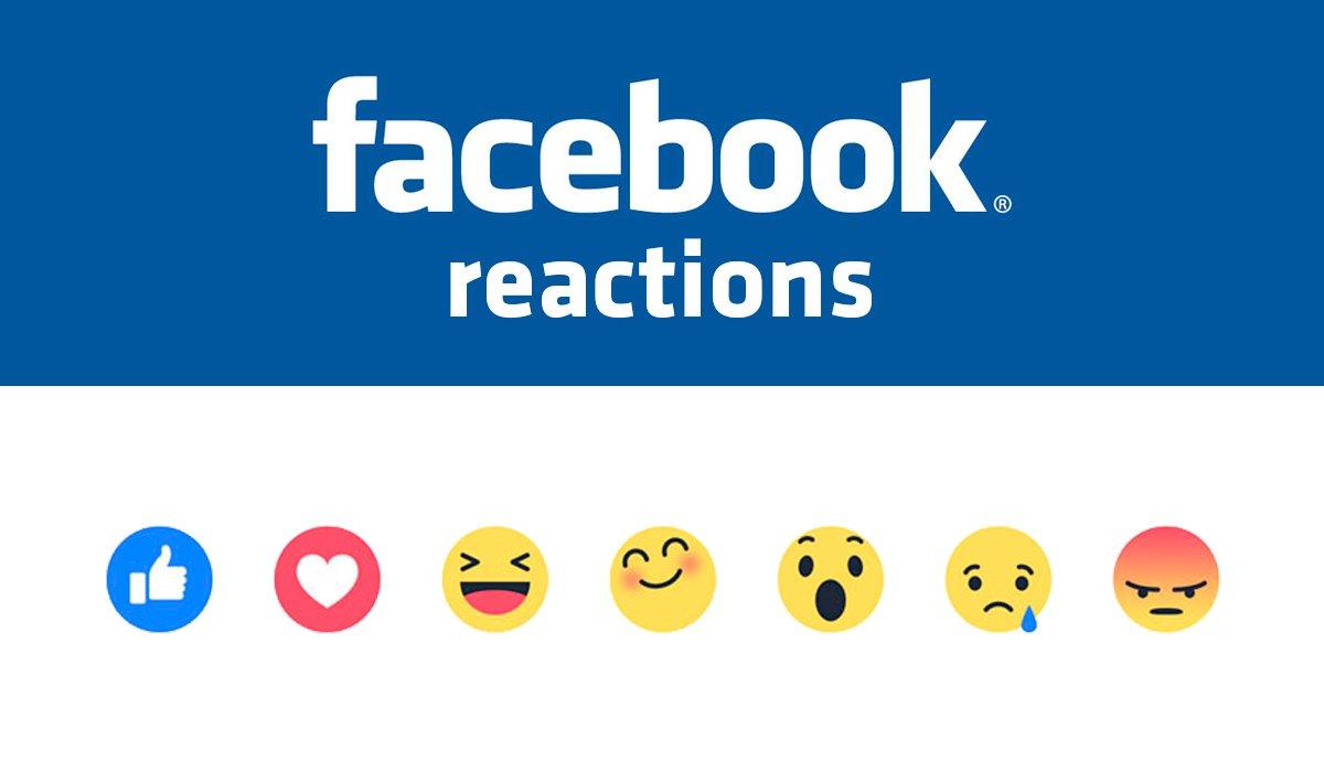 Tabletowo.pl Facebook wprowadza Reakcje również do komentarzy Aktualizacje Aplikacje Ciekawostki Facebook Social Media
