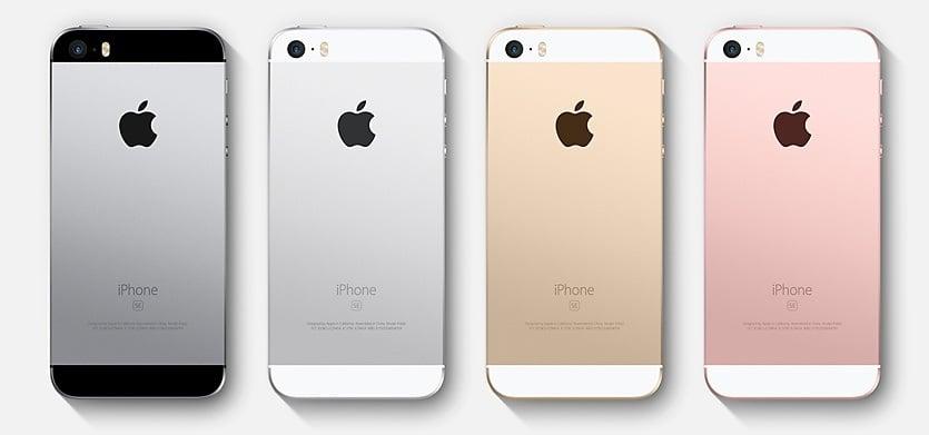 Tabletowo.pl iPhone SE od teraz z dwa razy większą pamięcią wewnętrzną. I to w prawie tej samej cenie Apple iOS Nowości Smartfony