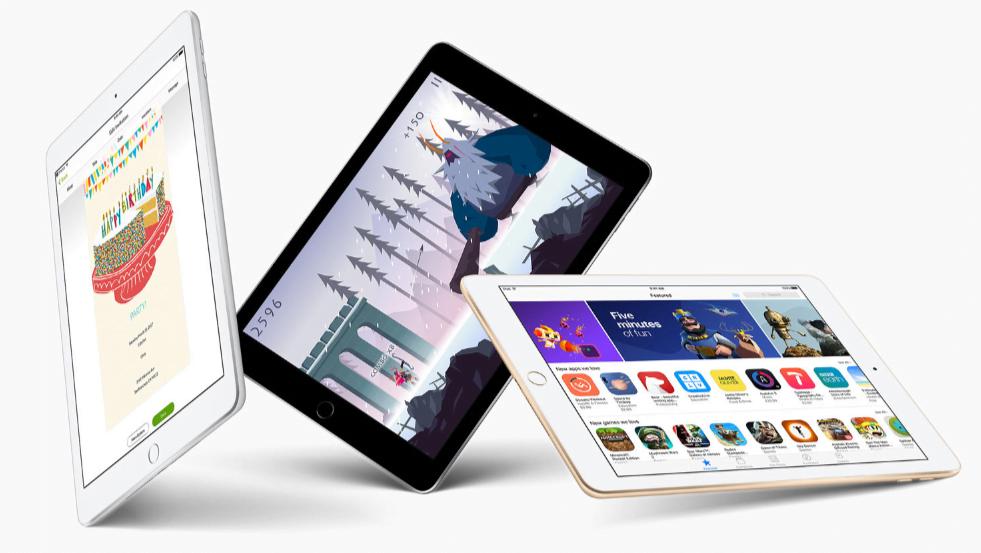 Tabletowo.pl Nowy iPad nazywa się... iPad. Ma 9.7 cala i jest niewielką zmianą w stosunku do iPada Air 2 Apple iOS Nowości Tablety