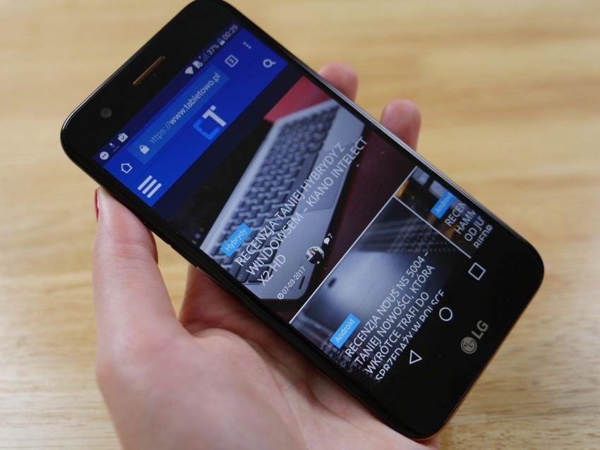 LG zabiera się za aktualizacje modeli K10, K8 i X power 2 do Androida Oreo 23