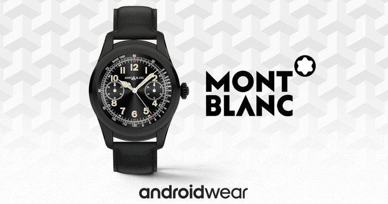 Montblanc Summit - czyli luksusowy smartwatch z zakrzywionym szkłem szafirowym 20