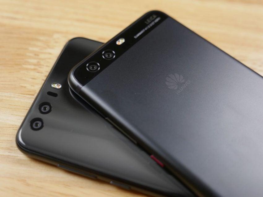 Tabletowo.pl Porównanie: Huawei P10 vs Honor 8 Android Huawei Porównania Smartfony