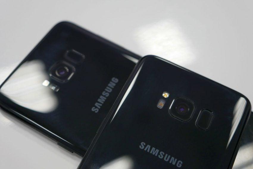 Tabletowo.pl Samsung Galaxy S8 i Galaxy S8+ - widziałam i jestem pod wrażeniem [pierwsze wrażenia] Android Samsung Smartfony