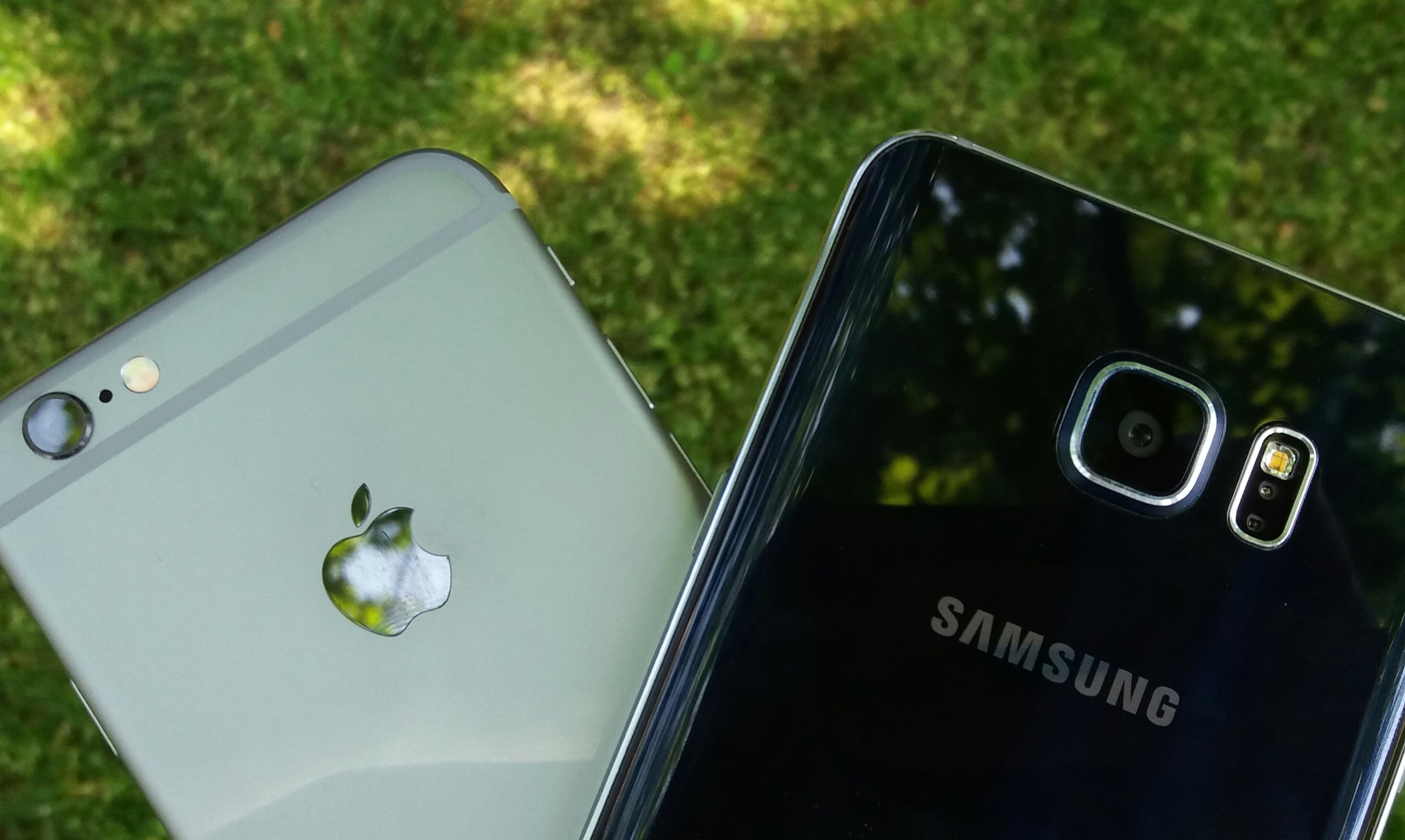 Apple znowu prześcignęło Samsunga. W grę wchodzą ogromne pieniądze 20