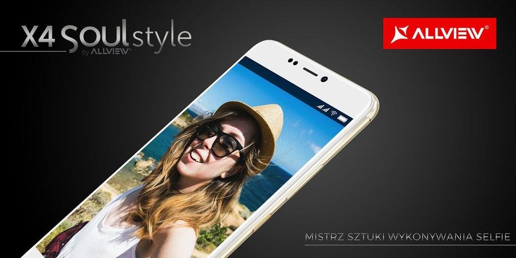 Allview X4 Soul Style - smartfon w którym rozdzielczość przedniego aparatu jest większa niż głównego 17