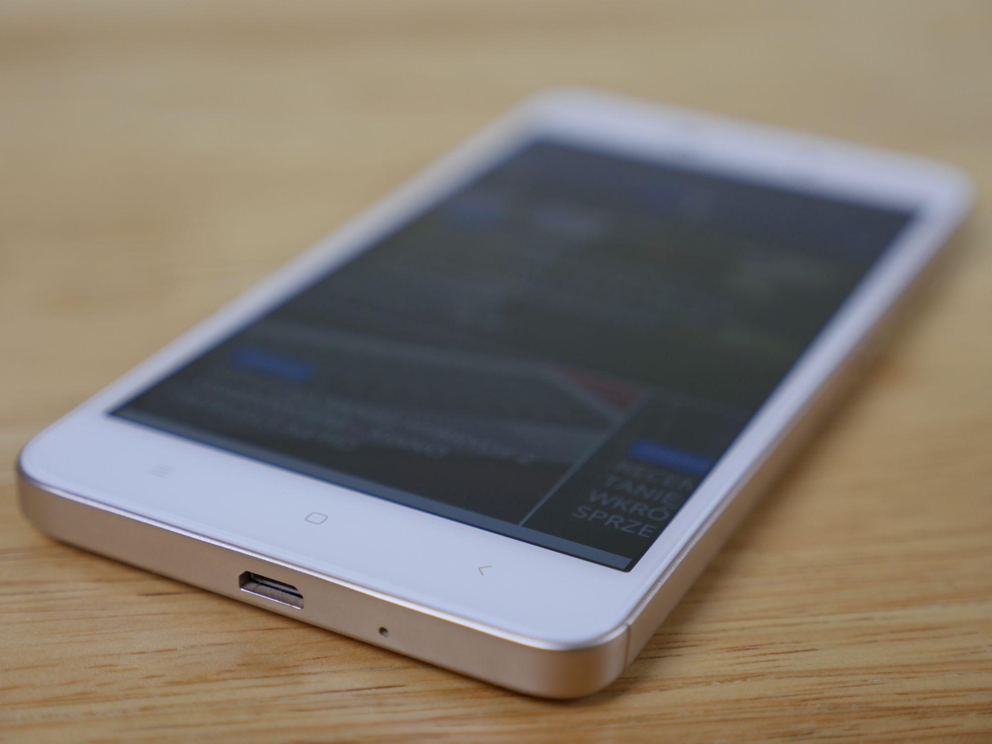 Recenzja Xiaomi Redmi 4a 2 16gb Gold Android Recenzje Smartfony Zapowiedzi