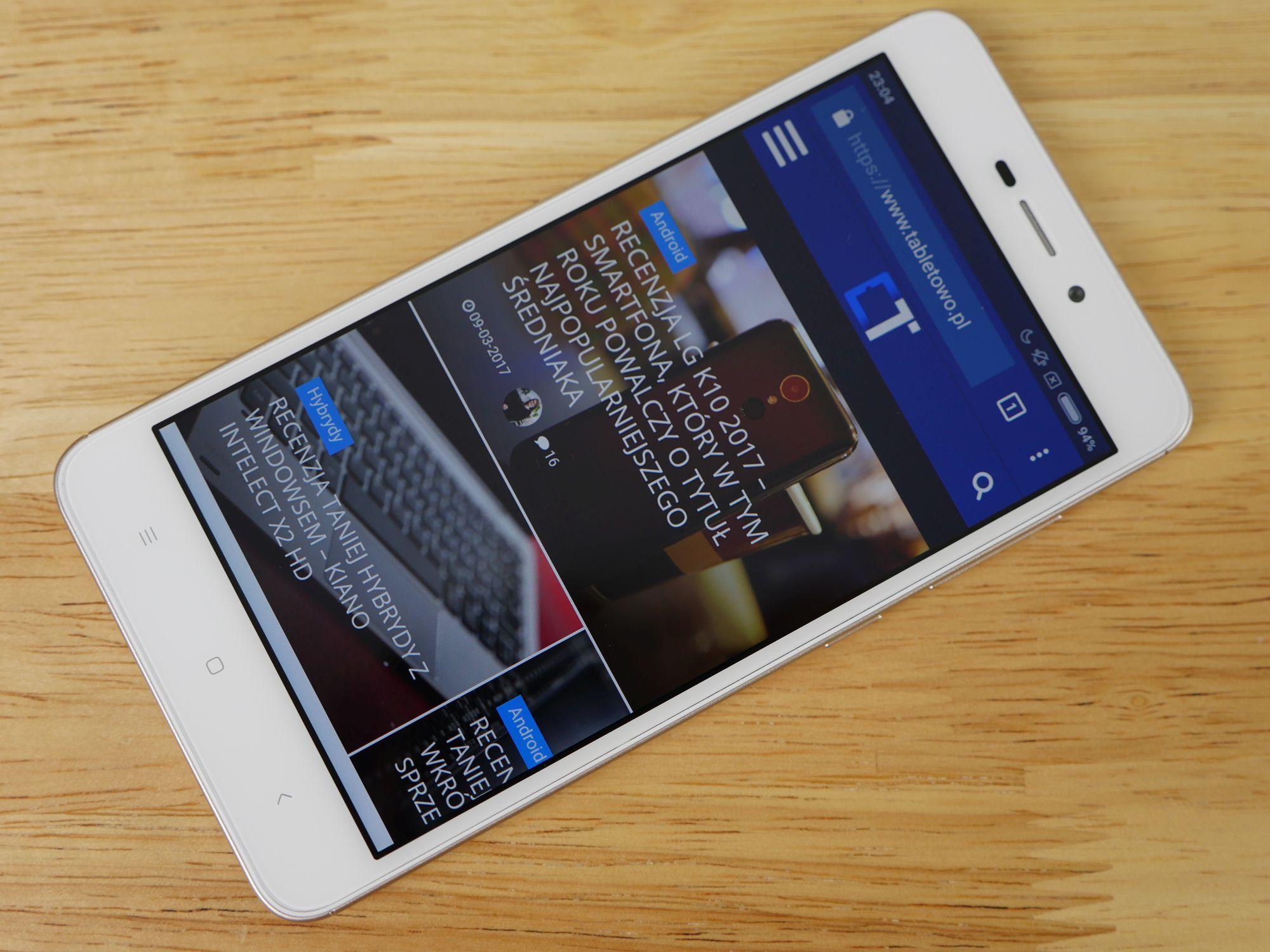 Tabletowo Xiaomi Redmi 5A w TENAA Ma nawet trochę więcej niż byśmy od