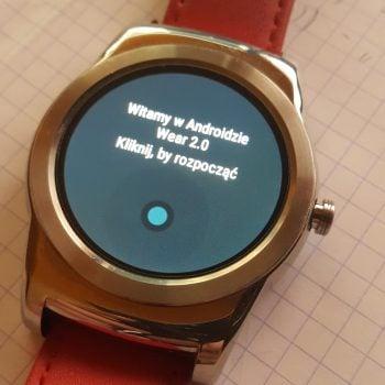 Zdjęcie LG Watch Urbane z Androidem Wear 2.0