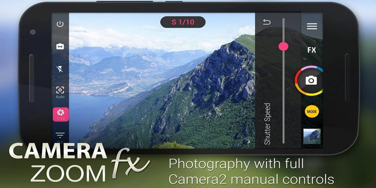 Tabletowo.pl Oferta last minute: Camera ZOOM FX Premium za 50 groszy (zamiast 17,99 złotych) Android Aplikacje Promocje