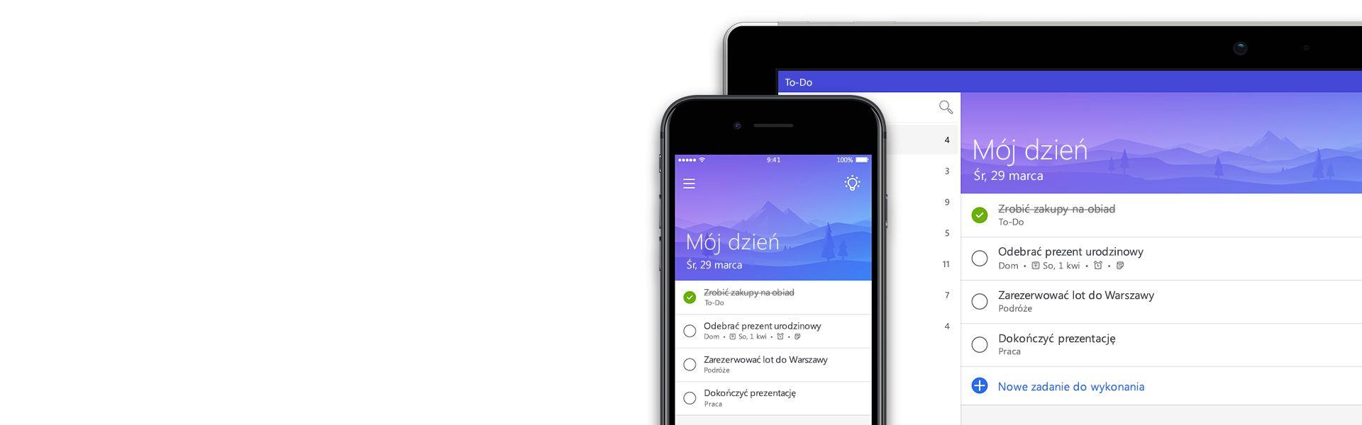 Tabletowo.pl Microsoft na otarcie łez po Wunderlist, prezentuje To-Do Android Aplikacje iOS Microsoft Nowości Windows