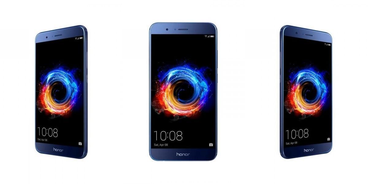 Tabletowo.pl Już można zamawiać Honor 8 Pro w Polsce. Cena nie odstrasza Android Huawei Smartfony