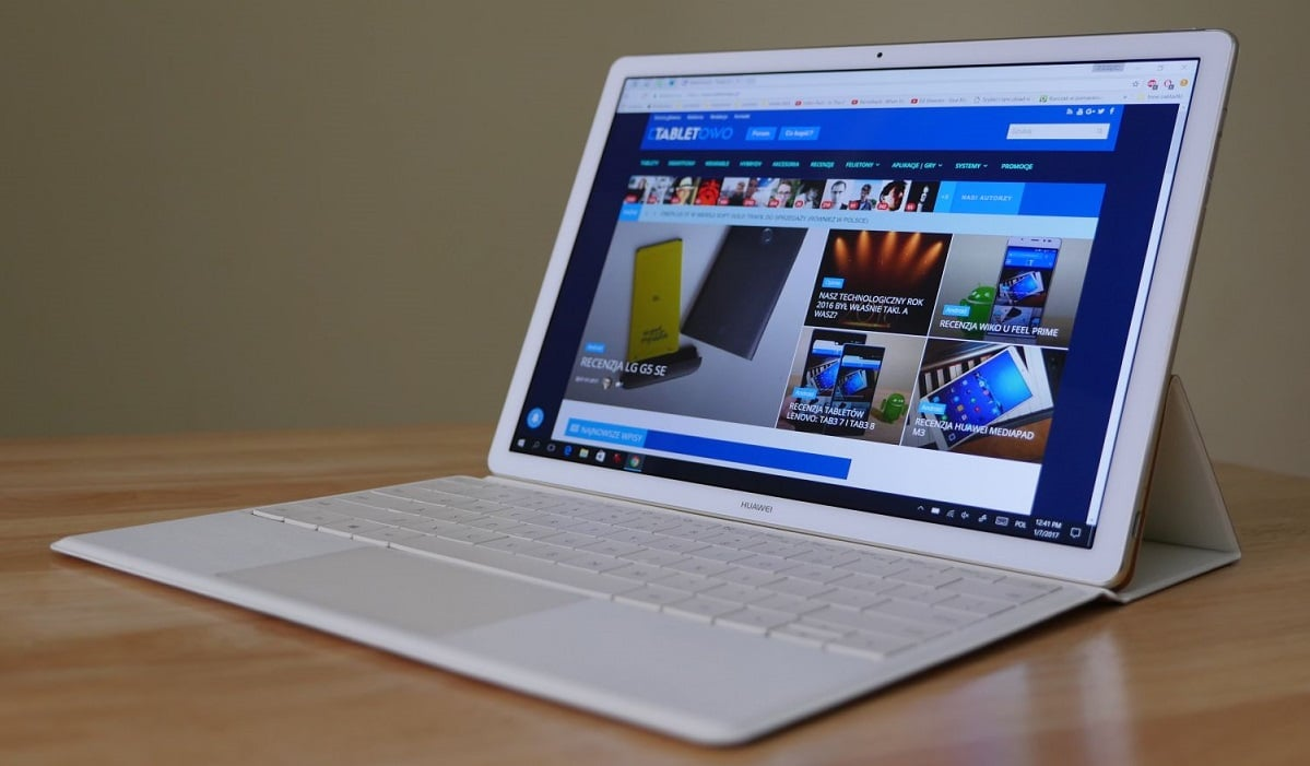 Huawei zaprezentuje wkrótce trzy nowe MateBooki. Są... intrygujące 24