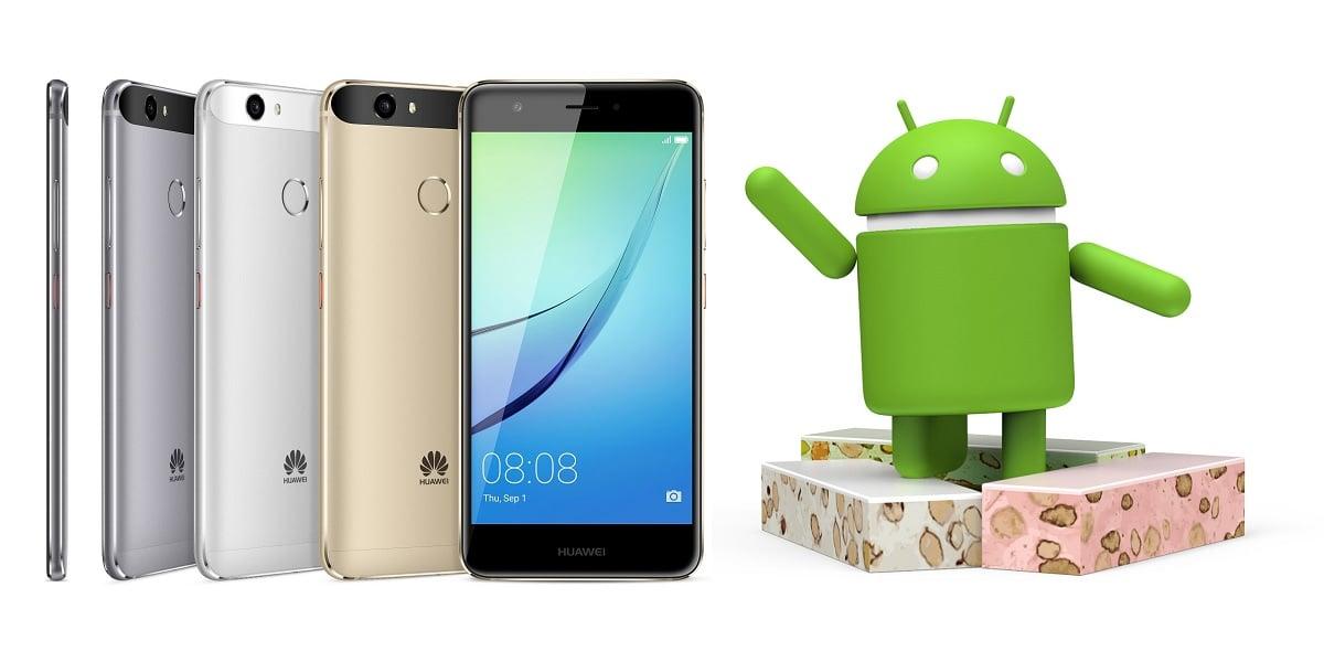 Huawei Nova dostaje aktualizację do Androida 7.0 Nougat i EMUI 5.0 23