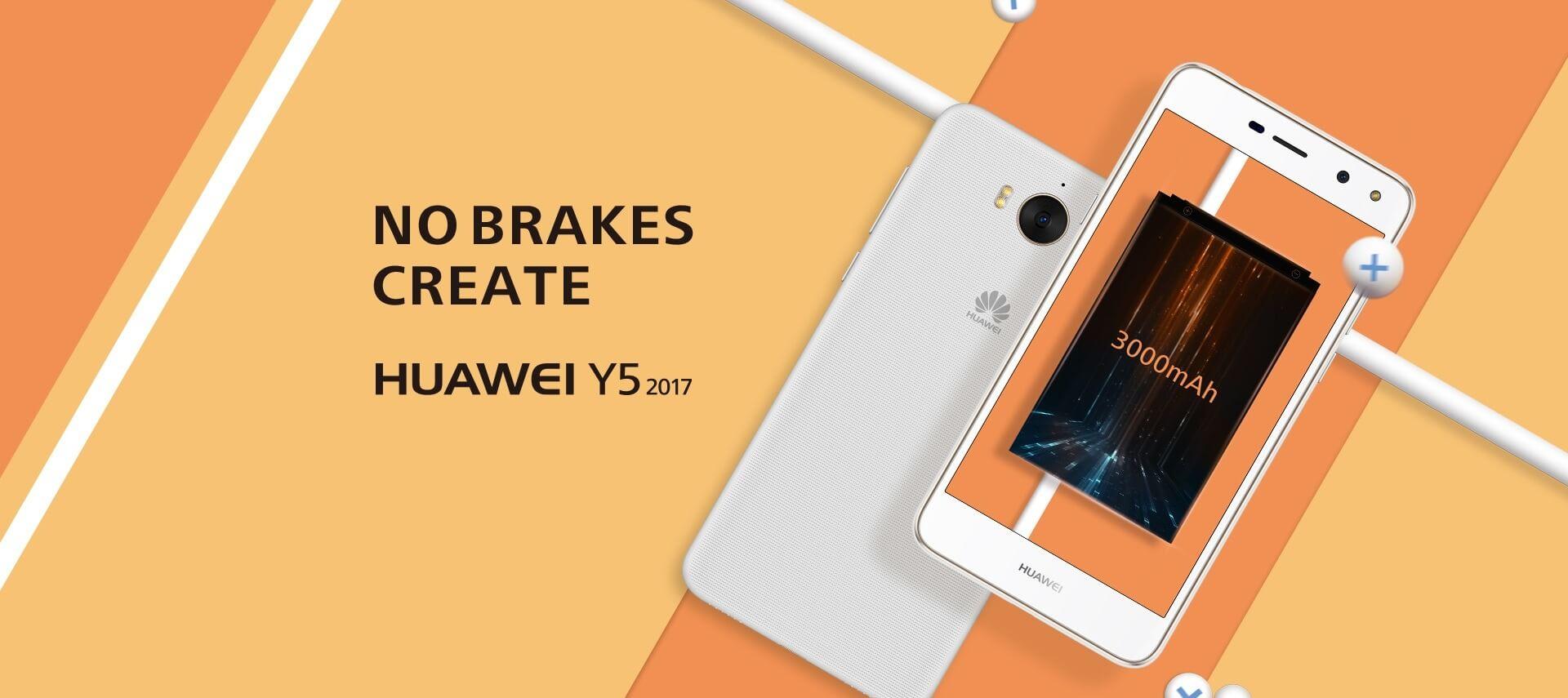Zadebiutował Huawei Y5 2017 17