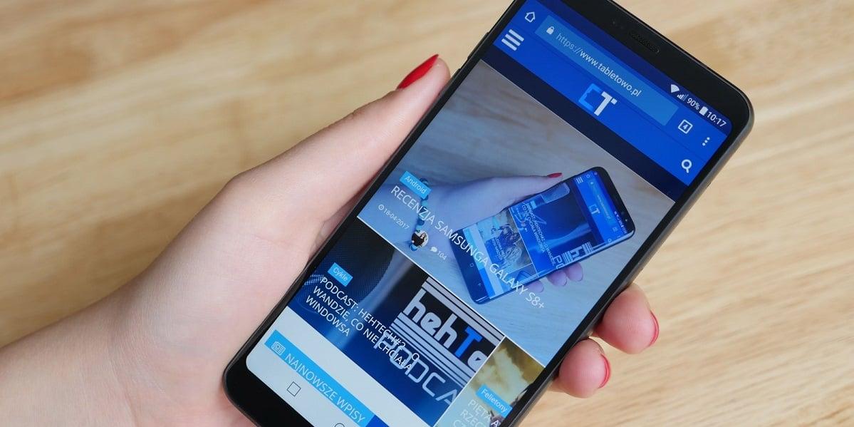 Tabletowo.pl Chcieliście LG G6 Mini? Dostaniecie. Z rozczarowaniem w pakiecie Android LG Plotki / Przecieki Smartfony