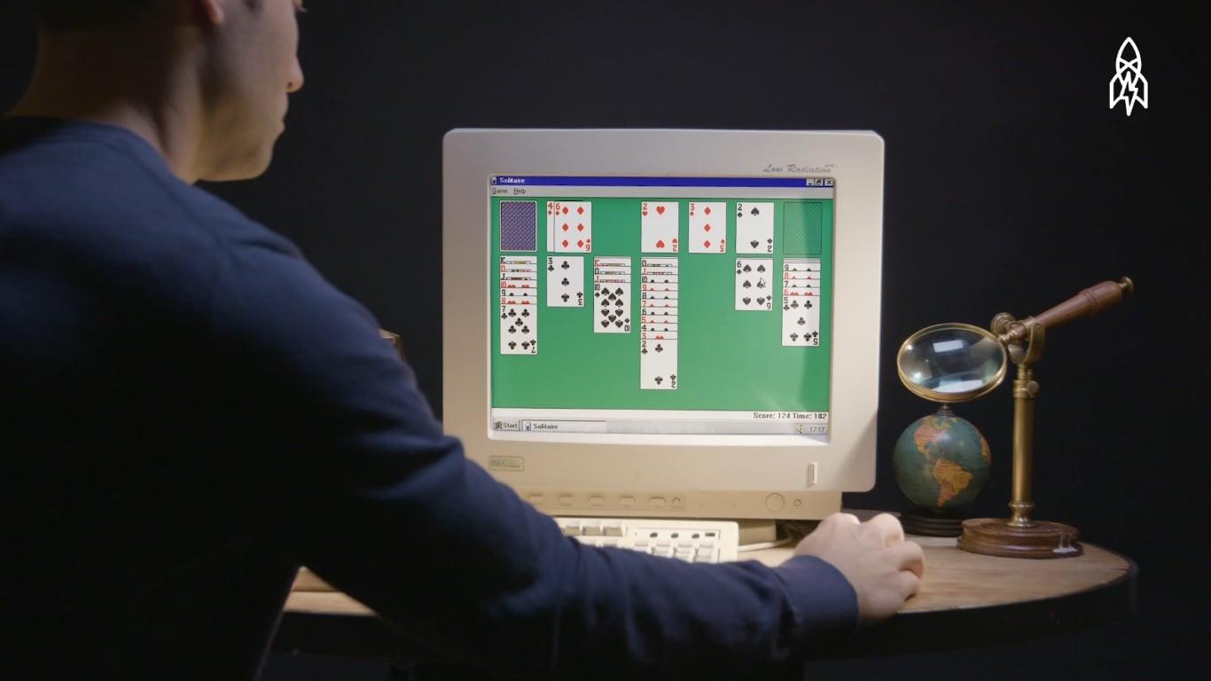 Bill Gates uważał, że w Pasjansa bardzo trudno wygrać 26