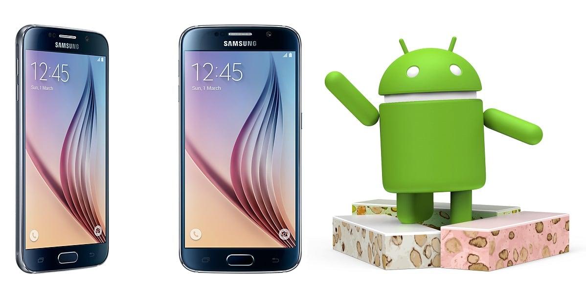 Samsung Galaxy S6 z T-Mobile otrzymał aktualizację do Androida 7.0 Nougat 20