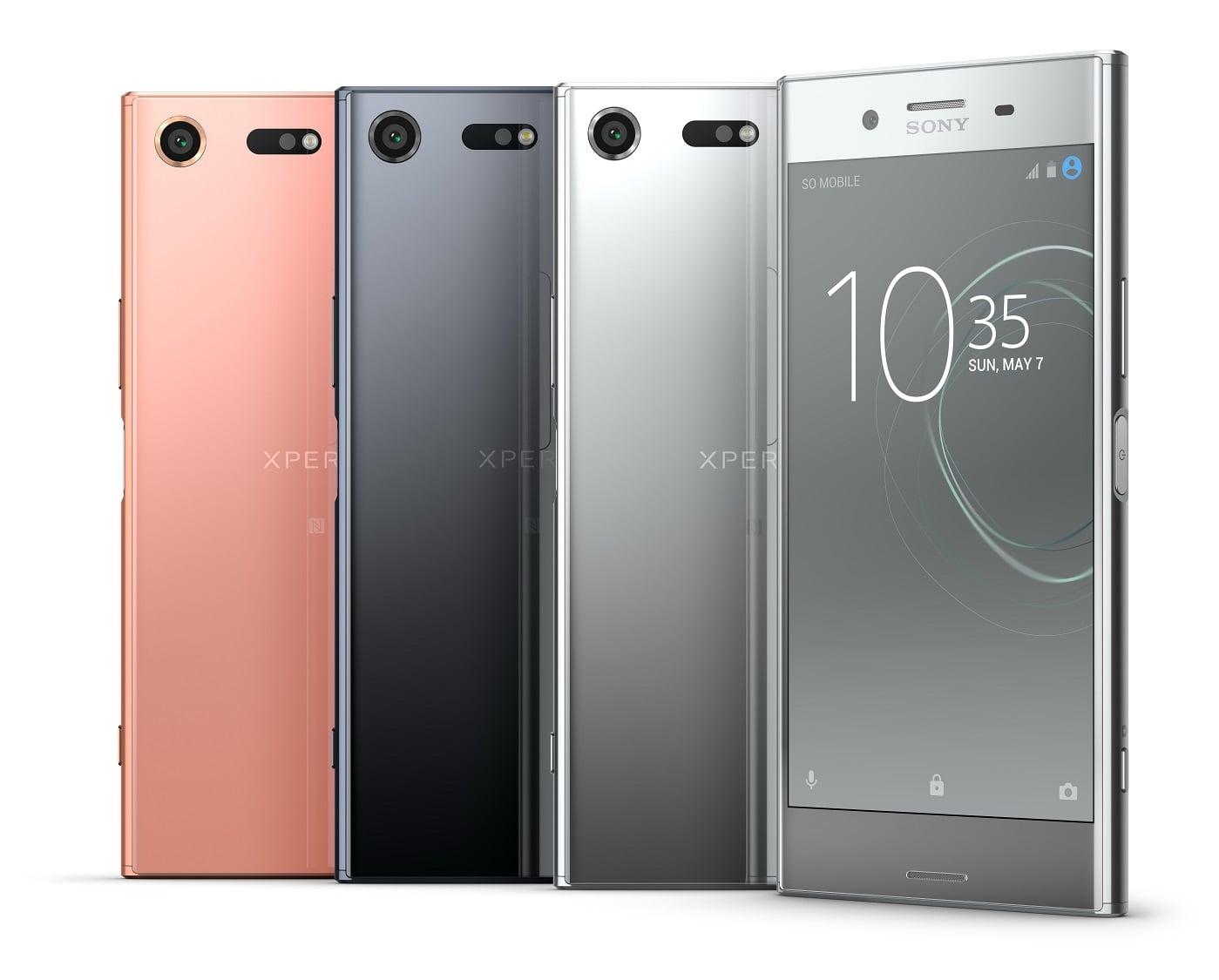 Tabletowo.pl Wiemy, co będzie dodawane jako gratis do Sony Xperia XZ Premium Akcesoria Plotki / Przecieki Smartfony Sony