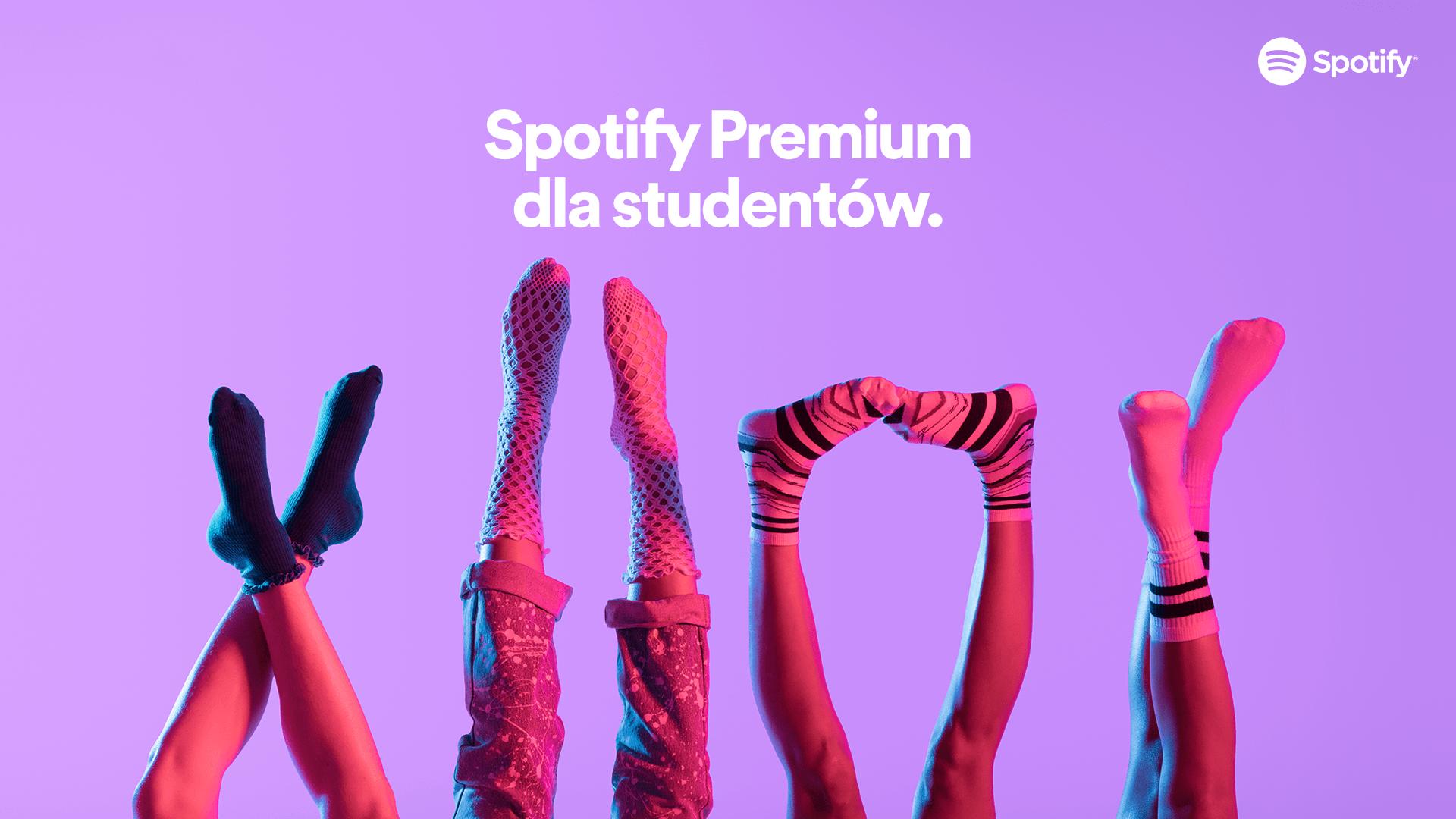 Tabletowo.pl Muzyka za dychę, czyli nowa oferta Spotify Premium dla studentów Aplikacje Nowości Promocje