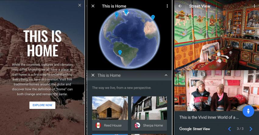 Tabletowo.pl Google Earth: odrodzenie Aplikacje Ciekawostki Google