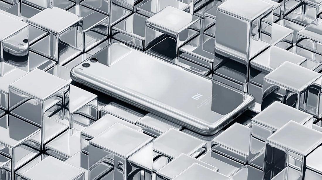 smartfon Xiaomi Mi 6 smartphone