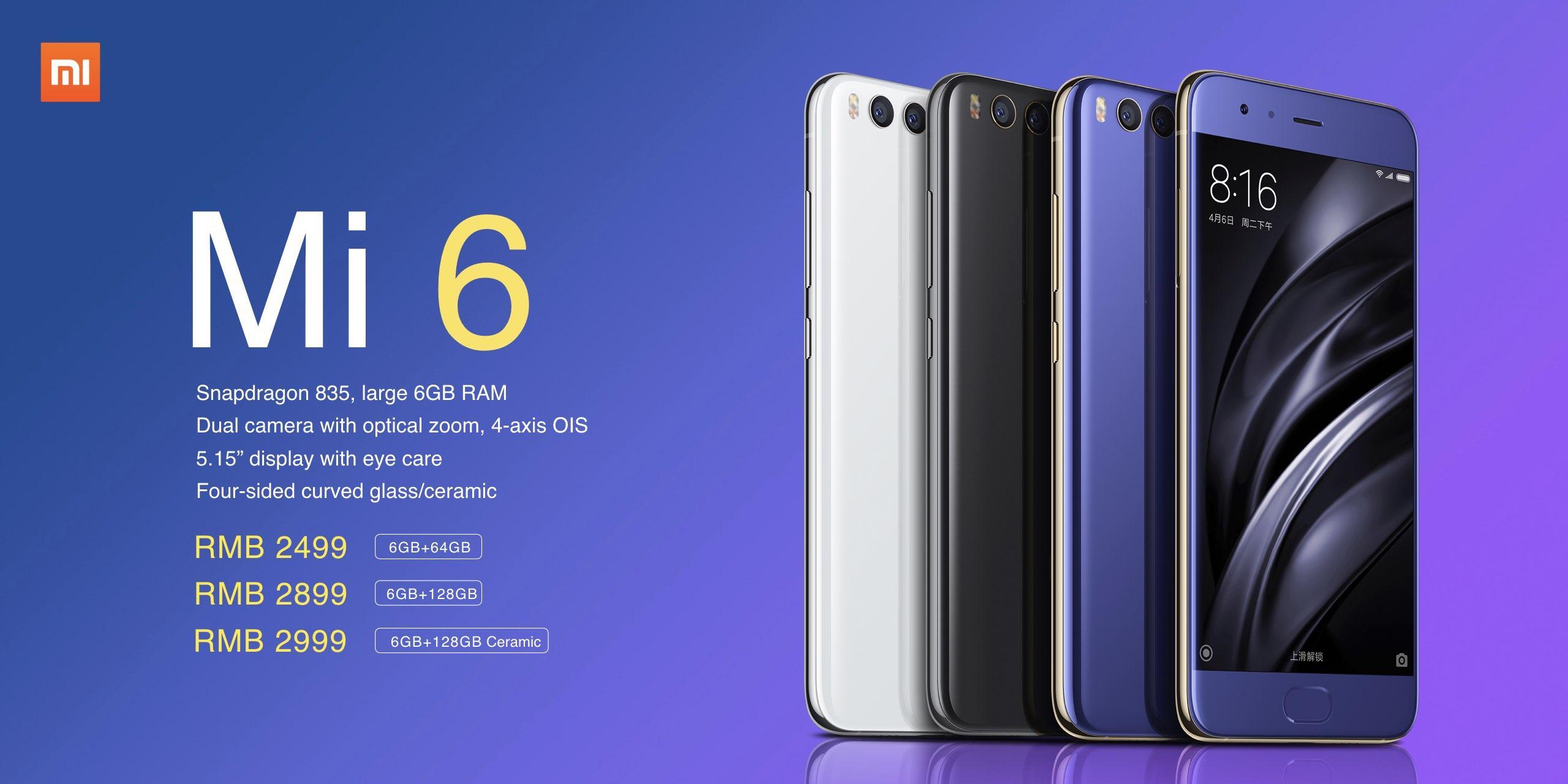 Tabletowo.pl Xiaomi Mi 6 to nie tylko świetna specyfikacja, ale też bardzo solidna konstrukcja Android Smartfony Xiaomi