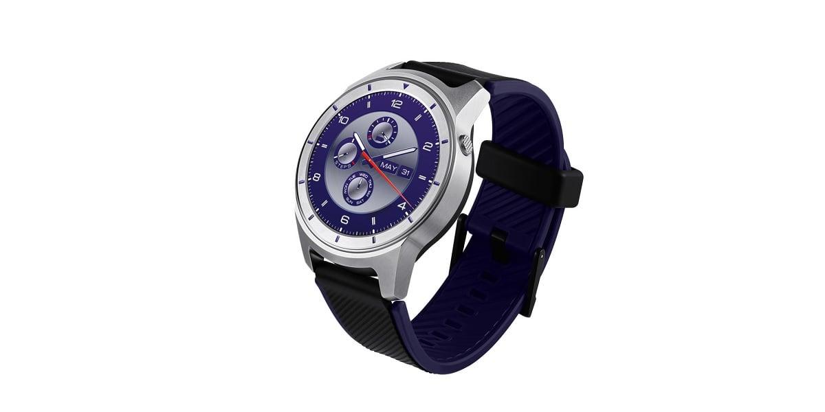 Tabletowo.pl ZTE prezentuje swój pierwszy smartwatch z Android Wear 2.0 - ZTE Quartz. Jest całkiem tani i ma dużą baterię Nowości Wearable ZTE