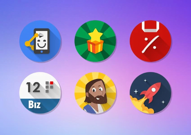 O Icon Pack