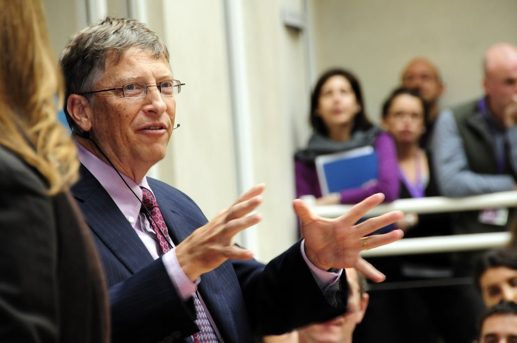 Bill Gates nie pozwalał swoim dzieciom używać smartfonów, dopóki nie skończyły 14 lat 25