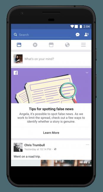 Facebook rozpoczął walkę z fake news