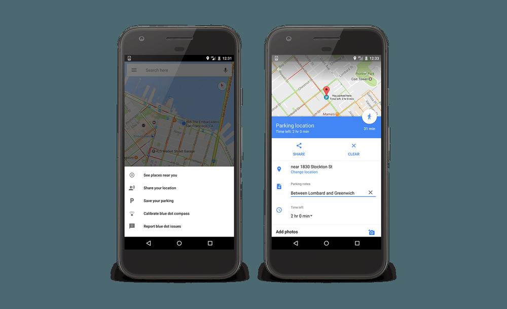 Brakuje Ci w samochodzie komputera pokładowego? Być może zastąpią go... Mapy Google 31