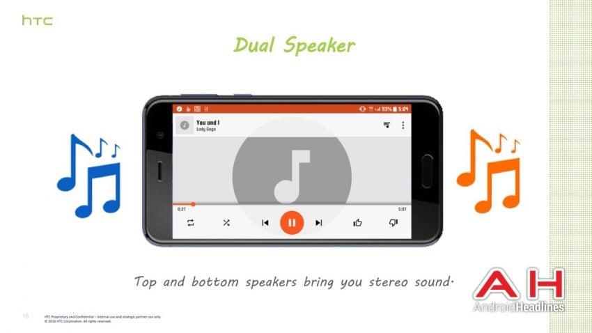"""Wyciekły slajdy z prezentacji HTC U """"Ocean"""" - nowego flagowca Tajwańczyków 25"""