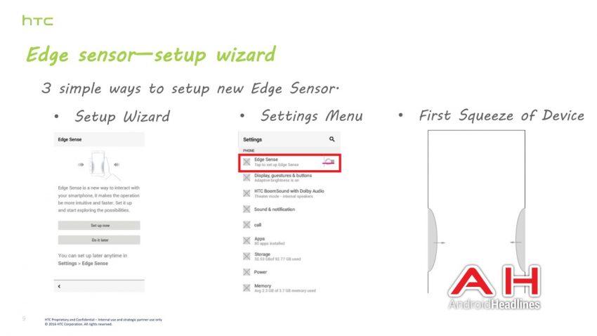 """Wyciekły slajdy z prezentacji HTC U """"Ocean"""" - nowego flagowca Tajwańczyków 20"""