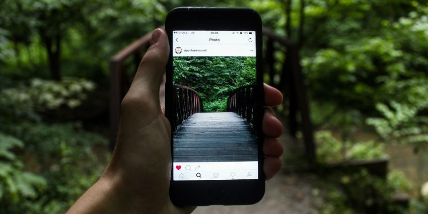 Instagram - miniatura
