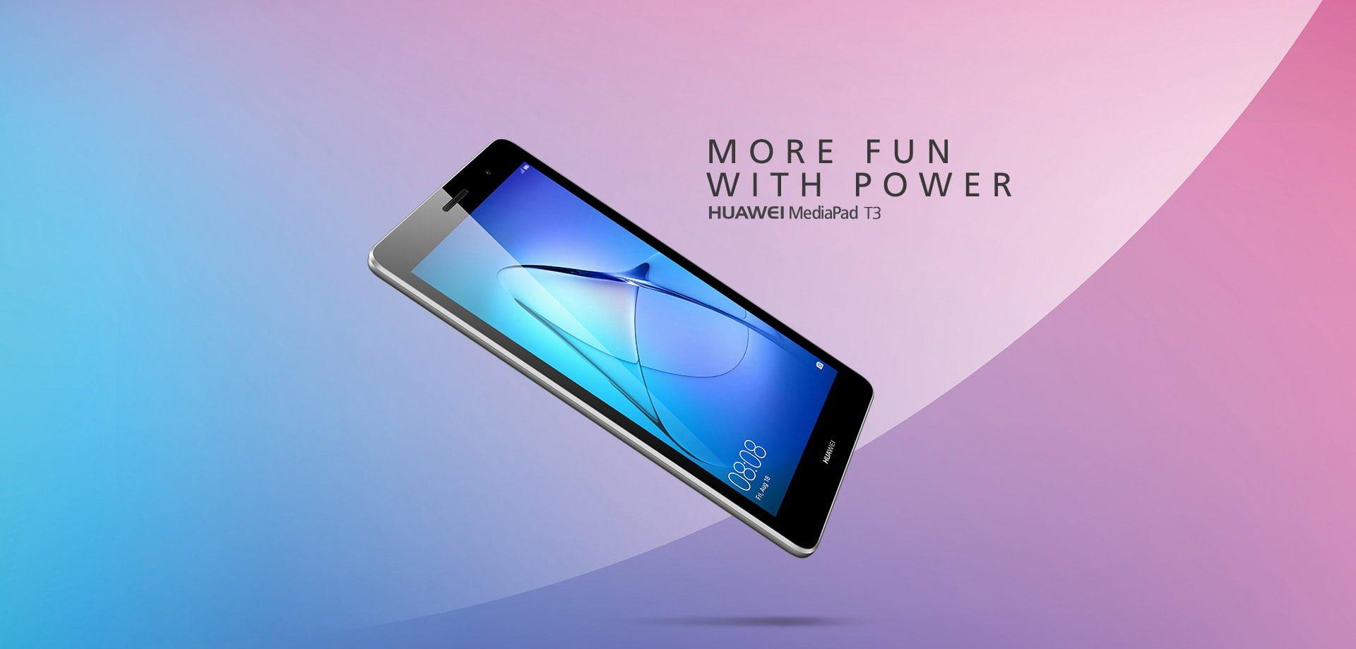 Tabletowo.pl Huawei pokazuje dwa nowe tablety z serii T3 Android Huawei Nowości Tablety
