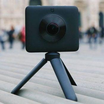 Tabletowo.pl Xiaomi zaprezentowało Mi Panoramic Camera, czyli sportową kamerkę 360° Akcesoria Nowości Xiaomi