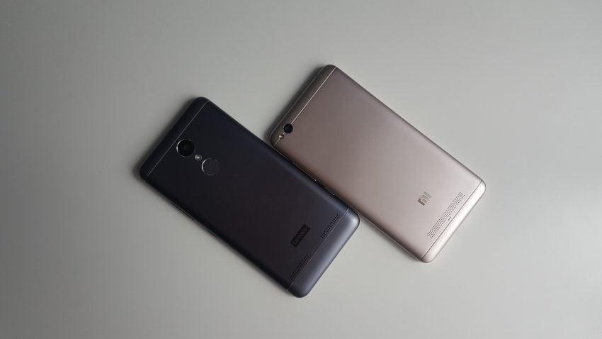 Tabletowo.pl Porównanie: Lenovo K6 Power vs Xiaomi Redmi 4A Android Lenovo Porównania Smartfony Xiaomi