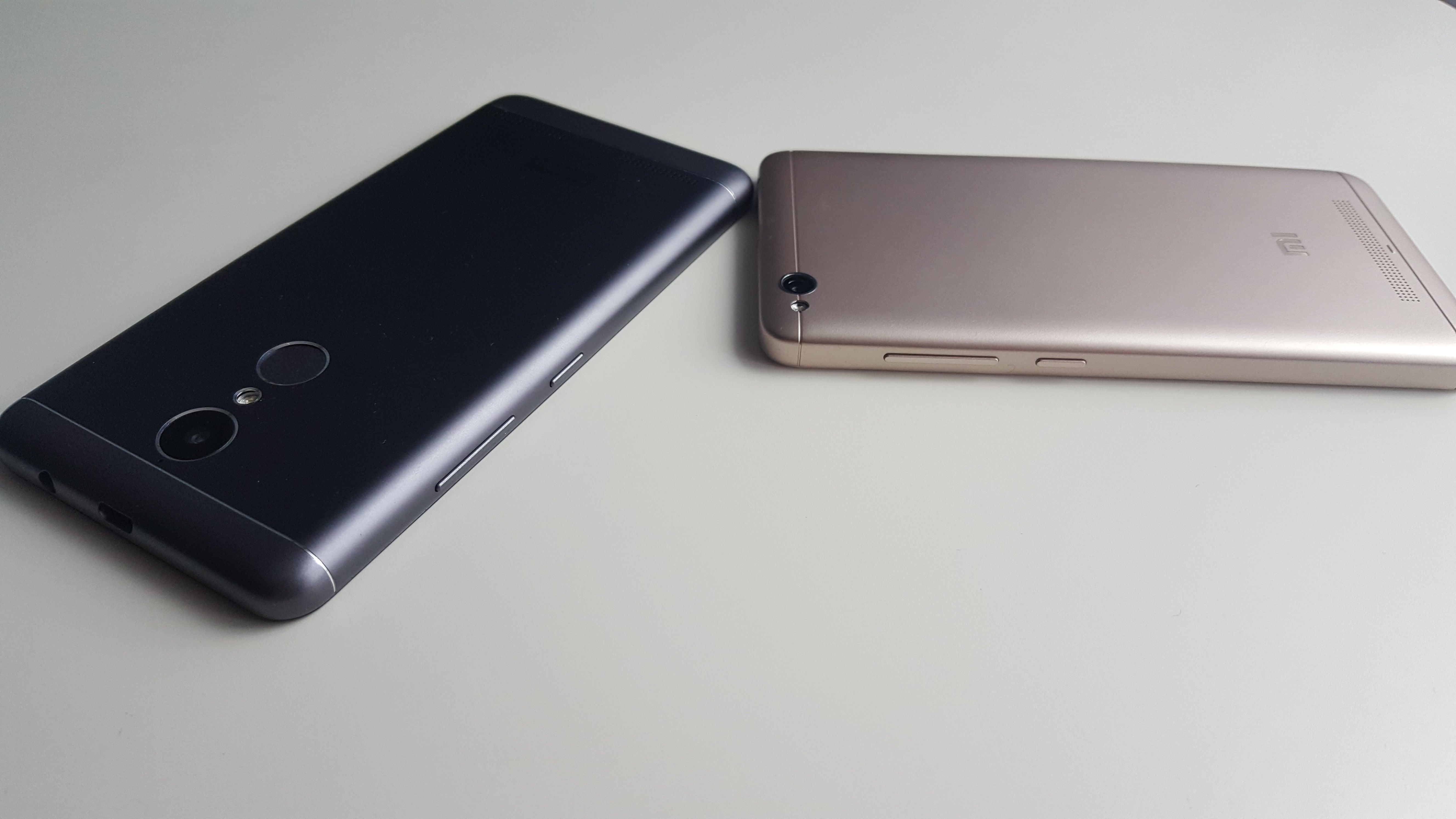Tabletowo Por³wnanie Lenovo K6 Power vs Xiaomi Redmi 4A Android Lenovo Por³wnania Smartfony
