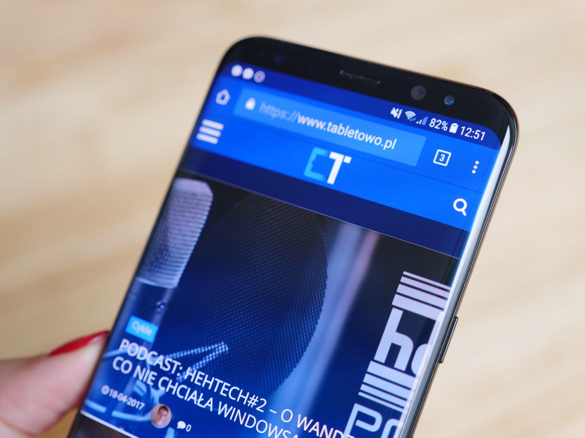 Tabletowo.pl Samsung Galaxy S8 na Snapdragonie czy Exynosie: który szybszy? Android Samsung Smartfony