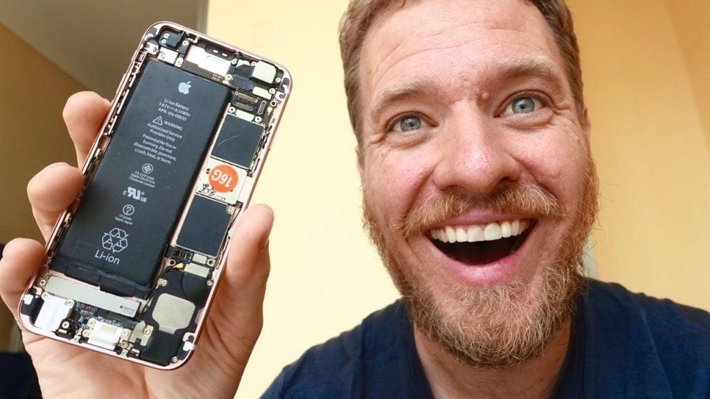 Tabletowo.pl Zrób sobie własnego iPhone'a 6s za 300 dolarów Apple Ciekawostki Smartfony