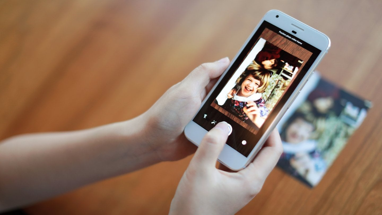 Skaner zdjęć Google - kilka drobnych ulepszeń okazją, by przejrzeć stare albumy ze zdjęciami 28