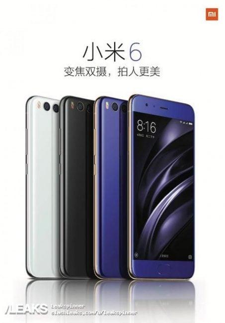 Wyciekają zdjęcia Xiaomi Mi 6. Więc jednak podwójny aparat! 22