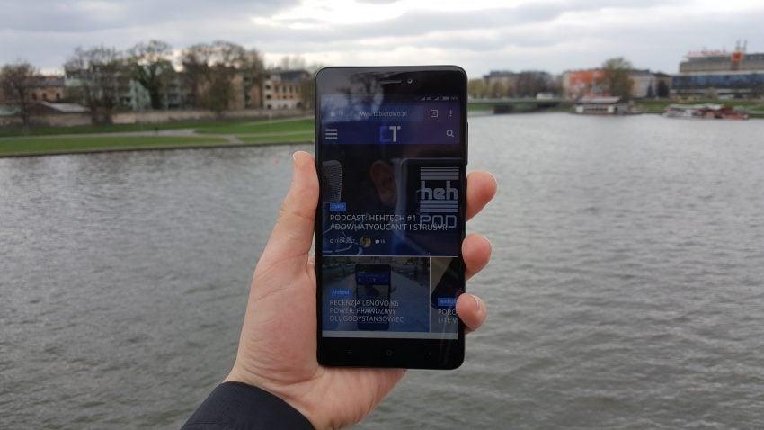Recenzja Xiaomi Redmi Note 4 45