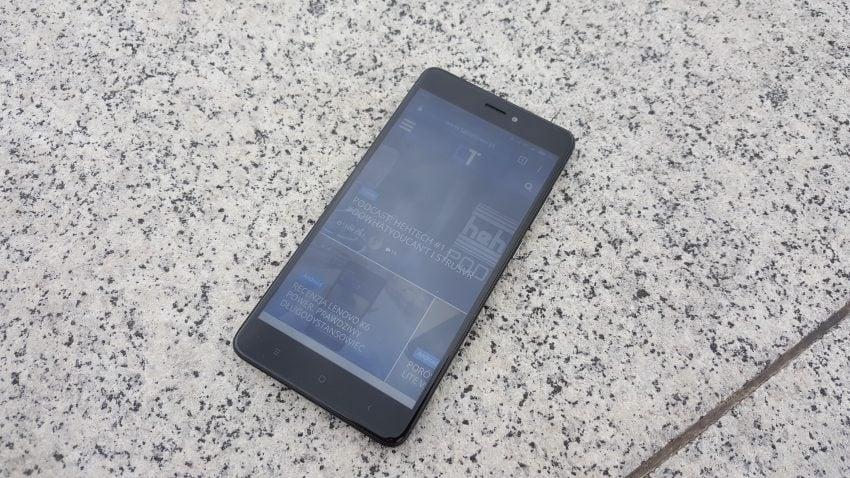 Recenzja Xiaomi Redmi Note 4 44
