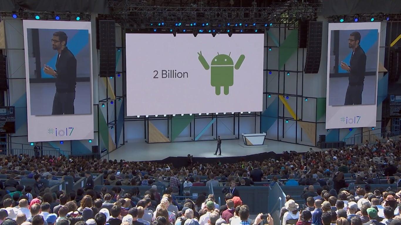 Z każdej usługi Google miesięcznie korzysta ponad miliard użytkowników 20