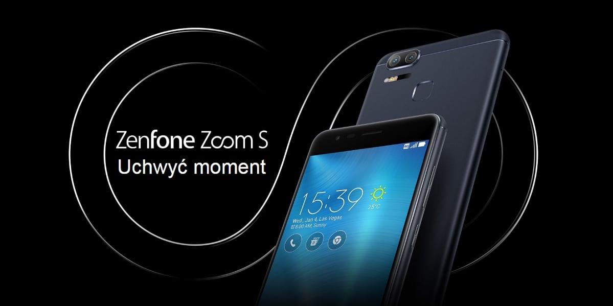 Asus ZenFone Zoom S (ZE553KL) - pod taką nazwą dostępny będzie w Polsce Asus Zenfone 3 Zoom 24