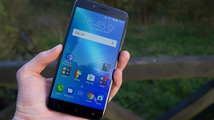 Tabletowo.pl Recenzja Asusa Zenfone 3 Max (ZC553KL) Android Asus Recenzje Smartfony